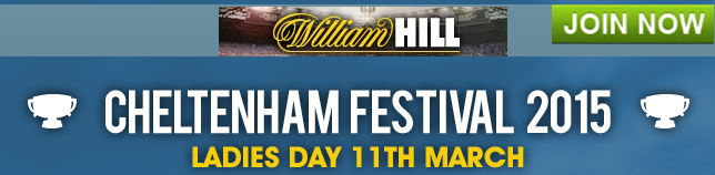 WillHill ladies day horse racing