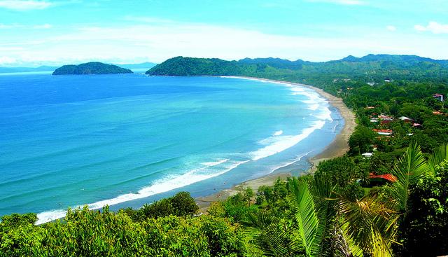 Costa-Rica Beach