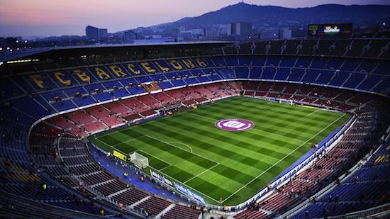 noucamp stadium