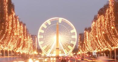 illuminations paris