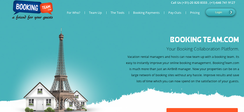 BookingTeam.com: How to simplify payments and increase profits for your online home vacation rentals this summer