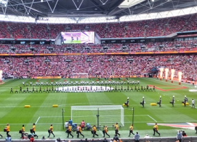 The FA Cup Final 2018