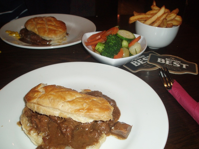 scottish pie