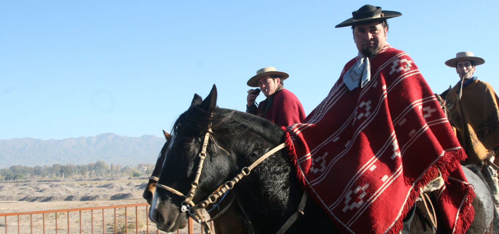Horse Riding with Argentinian Gauchos