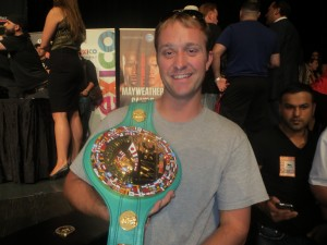 me with belt