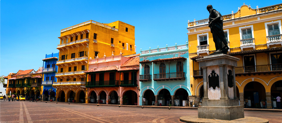 Beautiful Cartagena Colombia