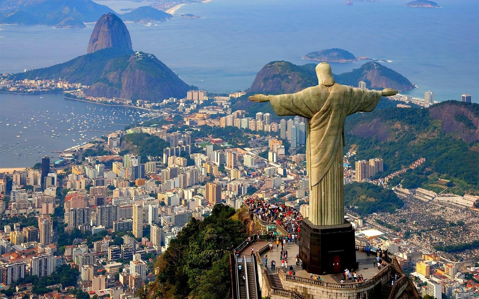Back to The Marvellous City – Rio de Janeiro